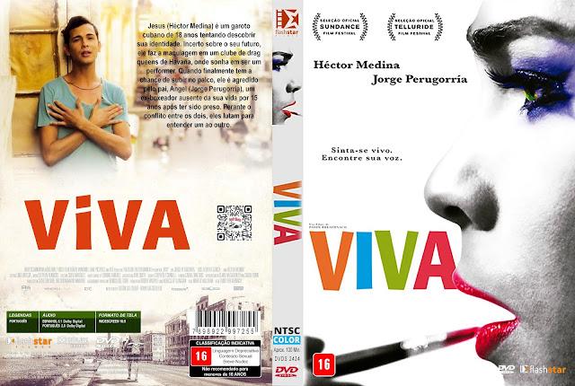 Capa DVD Viva [Custom]
