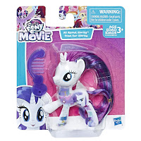 My Little Pony the Movie All About Rarity Brushable