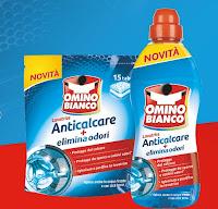 Tester The Insiders per Omino Bianco anticalcare elimina odori