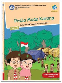 download gratis buku tematik kelas 3 tema 8