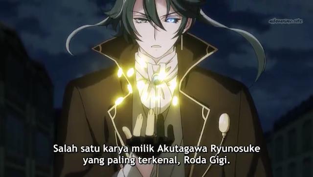 Bungou to Alchemist: Shinpan no Hagumura Episode 13 (END) Subtitle Indonesia