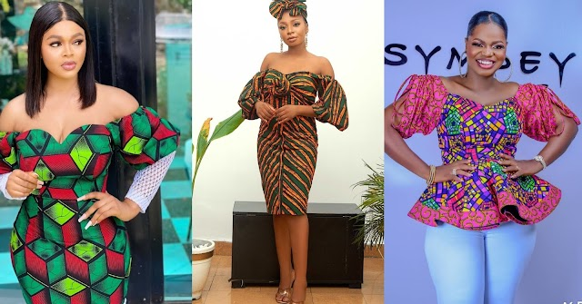 Unique African Styles for Ladies in 2021: Cute African Dress in 2021