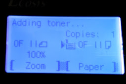 Hasil Fotocopy Kosong Kyocera M2040/M2540/M2640