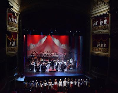 Conservatório Pernambucano apresenta cantata natalina no Teatro de Santa Isabel