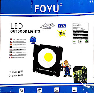 FARO LED COB 50W