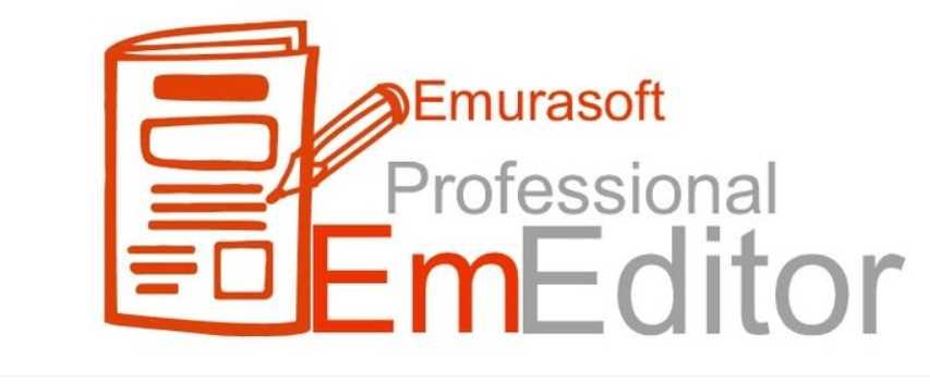 Emurasoft EmEditor Professional 19.3.2 poster box cover