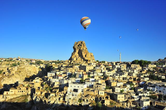 Kapadokya uluslararası fotoğraf yarışması