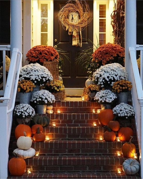 Elegant Ways to Decorate for Fall