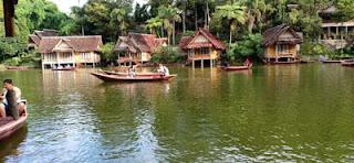 Kampung Sampireun Garut 2019