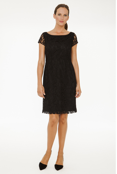 Dobbin Clothing 8 Perfect Places To Wear A Little Black Lace Dress