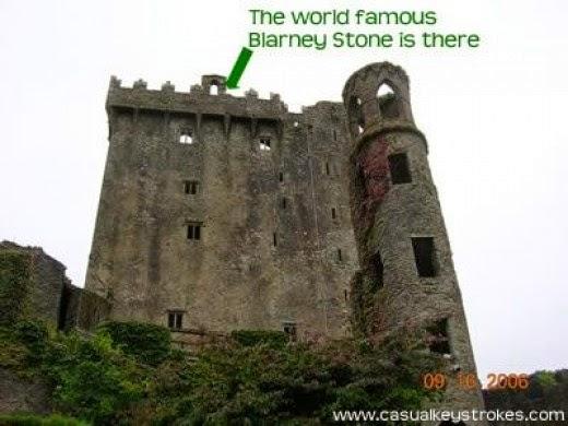 Blarney Castle from casualkeystrokes.com
