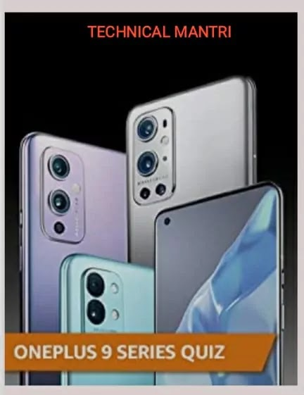 OnePlus 9 Series Quiz   March Answer