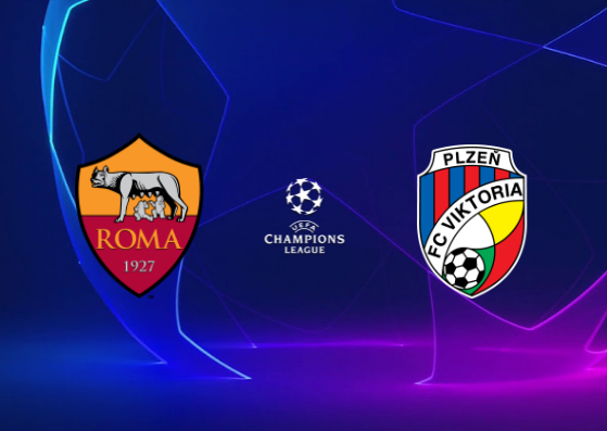 Roma vs Viktoria Plzen Full Match & Highlights 02 October 2018