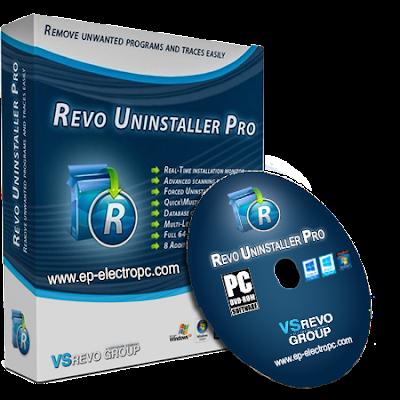Revo Uninstaller Pro 3.1.9 multilenguaje full