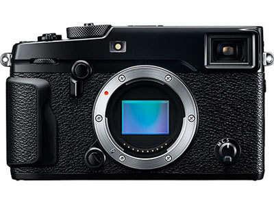 Fujifilm X-Pro2ミラーレスデジタルカメラファームウェアダウンロード