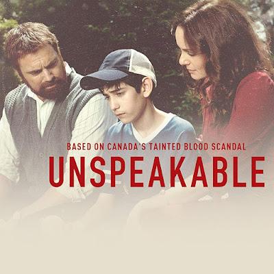 Unspeakable 2019 Miniseries Poster 2