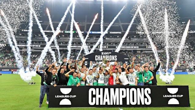 León Campeón Leagues Cup. El Rey de la Selva manda
