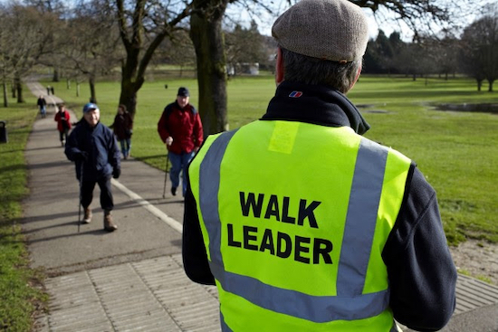 Hertfordshire Health Walks picture courtesy of Herts County Council