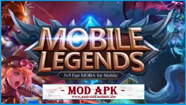 Android Emulator: Mobile legends mod apk 2019 Download for