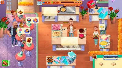 Baking Bustle Game Screenshot 7