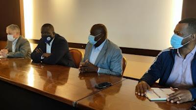Gobernador y alcaldes PDETE del Chocó, respaldan el Ocad Paz