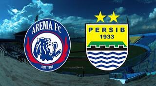 Arema FC kontra Persib Bandung