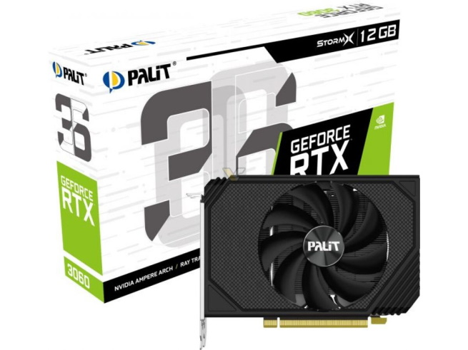 Palit Nvidia RTX 3060 Mini-ITX