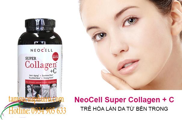 Tác dụng tuyệt với của Collagen với cơ thể