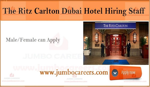 Hotel job openings in Dubai, UAE Hotel Jobs,