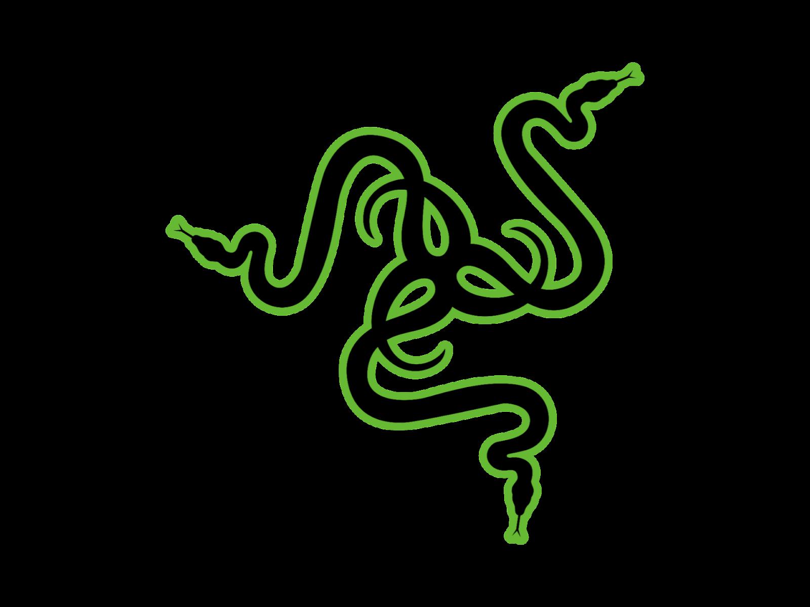 Logo Razer Format PNG