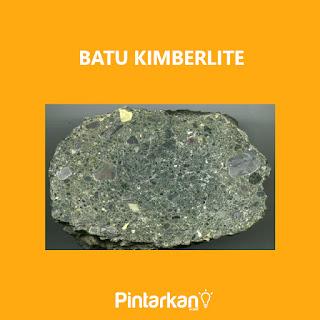 Gambar Batu Kimberlite