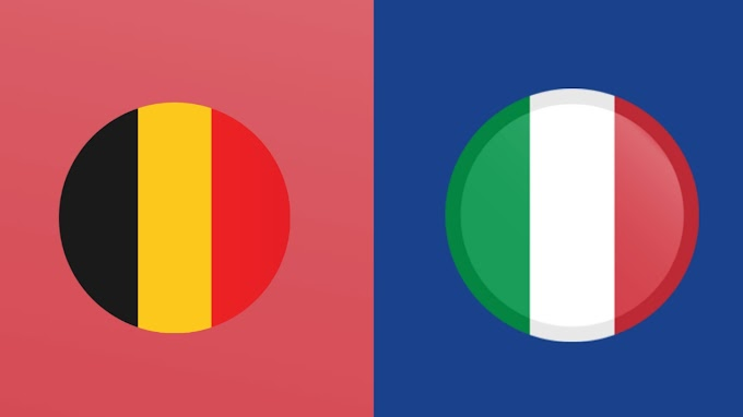 Preview: Belgium vs Italy - Team news, lineups