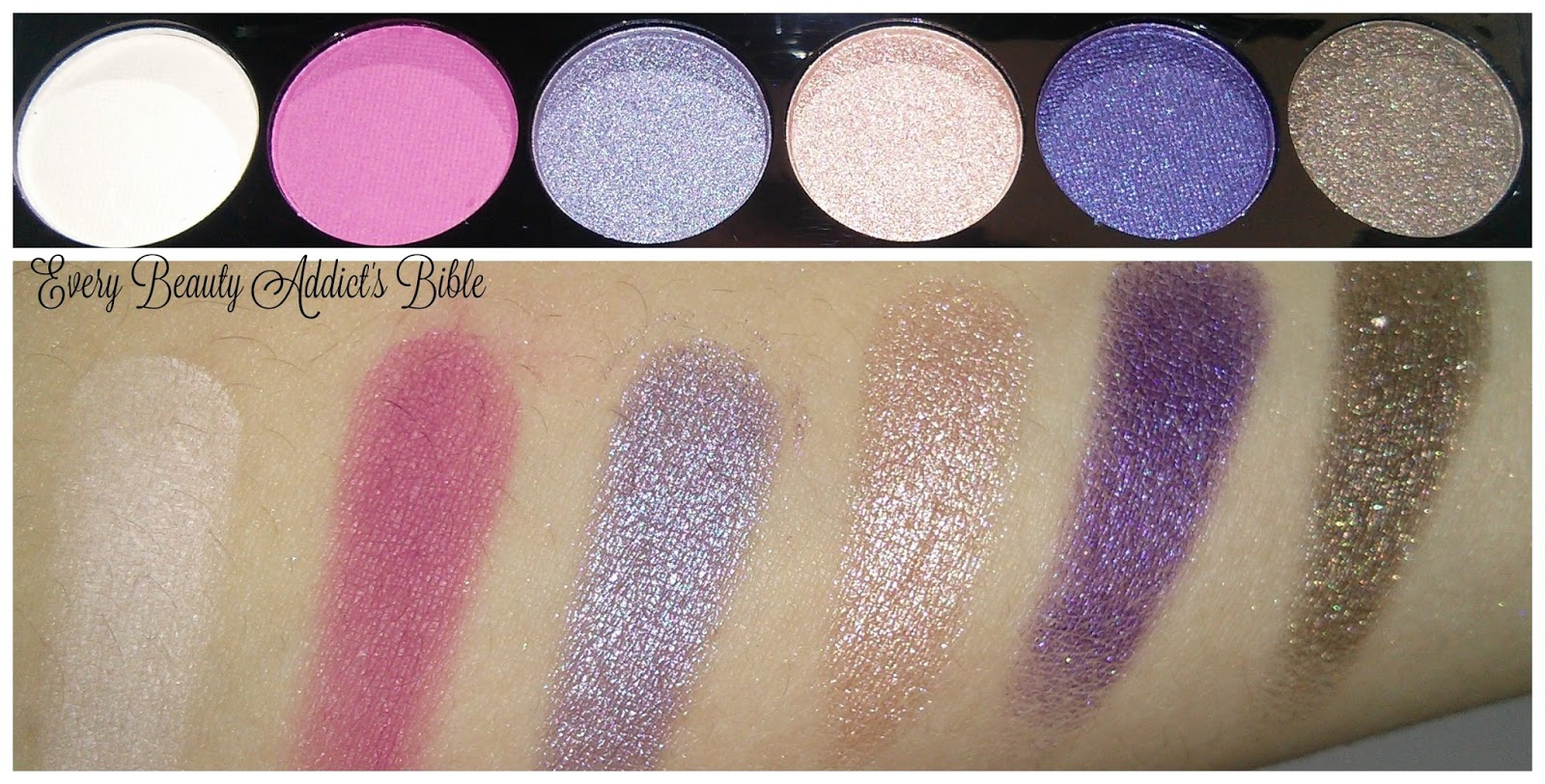 Review | Sleek Makeup iDivine Eyeshadow Palette Enchanted Forest ...