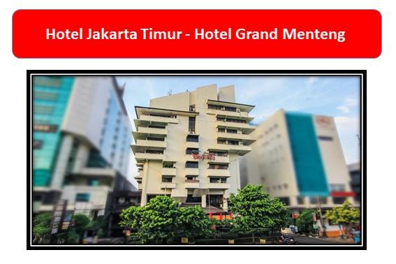 Hotel Grand Menteng
