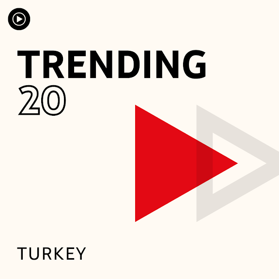 20 Trend Video Türkiye (youtube music) Nisan 2021 indir