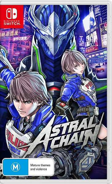 Astral Chain Switch NSP Switch