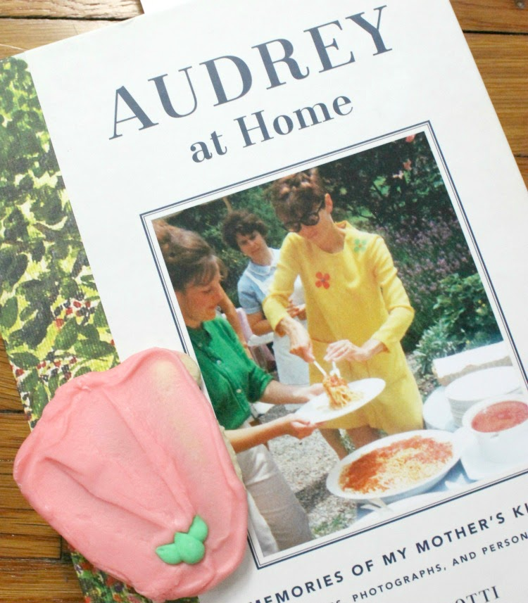 A Vintage Nerd, Audrey Hepburn Books, Vintage Book Recommendations, Audrey at Home Book