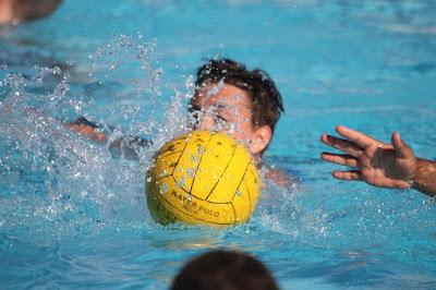Kumpulan Permainan Bola Besar (Polo Air, Rugby, dan Handball/Bola Tangan)