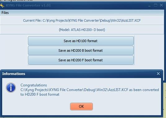 تحميل برنامج المحتكر KYNG File Converter