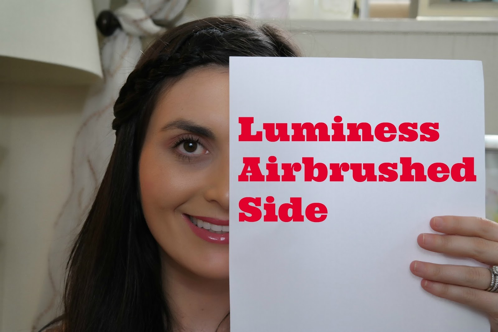 Luminess Airbrushed Makeup
