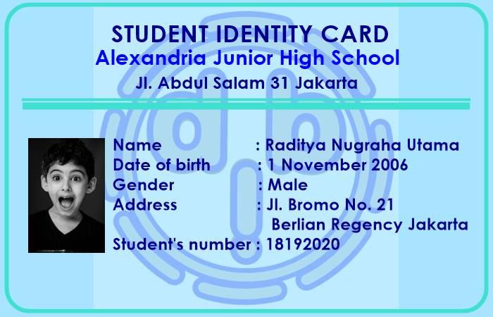 Soal Kelas 7 Introduction Identity Pronouns Dimensi