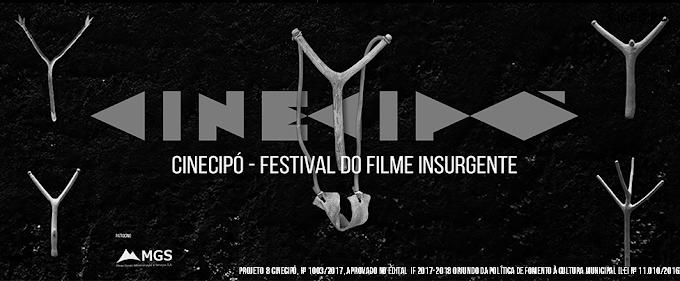 Cinecipó - Festival do Filme Insurgente abre vagas para oficinas de cinema