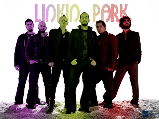 Rock Band Linkin Park Chester Mike Brad Rob Joe Dave HD Wallpaper