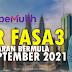 BPR FASA 3 : Pembayaran Fasa 3 Bermula Pada 28 September 2021