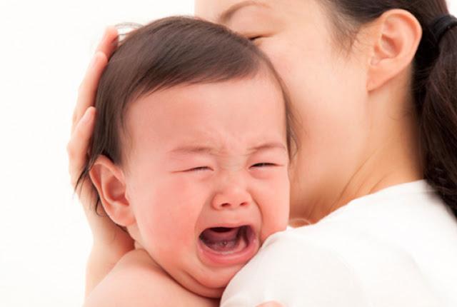 Penyebab Kolik pada Bayi