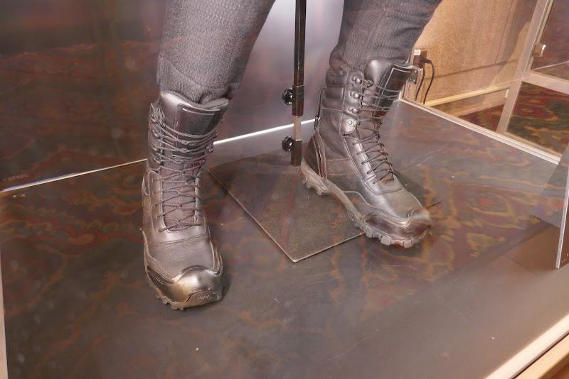 Shang-Chi Wenwu costume boots