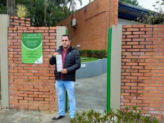 Vander Lopes se reúne com gerente geral da Elektro e aponta reclamações da população referente protesto de conta de luz