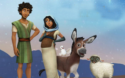 affirm films announce new animated christmas movie the star - Animated Christmas Movies