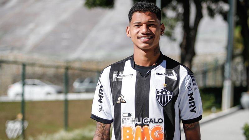 Marrony é o principal nome do Galo para terceira rodada do Cartola FC 2020