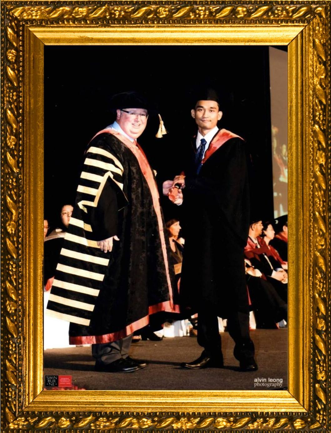 B.Sc (Computer Science) Graduation Ceremony, Swinburne University of Technology
